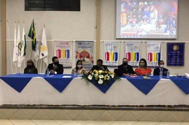Respeitando medidas preventivas, Rotary Club Umuarama celebra 55 anos com evento