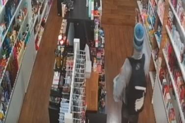 Suspeito de roubar loja em Iporã e atirar contra funcionários é preso; VÍDEO