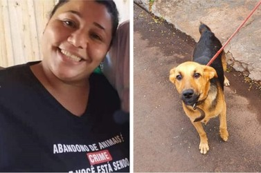Voluntária agredida após defender cão vítima de maus-tratos morre no hospital