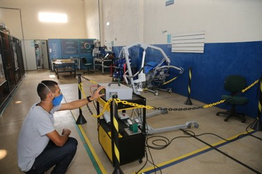 Campo Mourão concentra polo de fabricação de equipamentos médicos