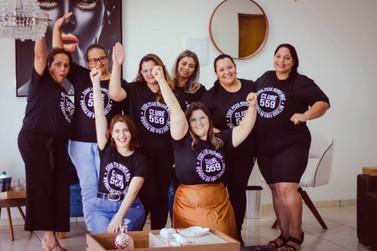 Mulheres criam grupo para auxiliar no resgate da autoestima e emagrecimento