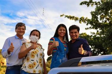 Juninho é reeleito prefeito de Cafezal do Sul com alto percentual de aprovação