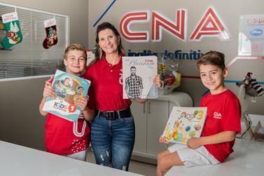 Red Week CNA oferece material didático grátis em cursos de inglês e espanhol