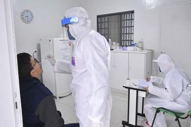 Umuarama ultrapassa  2 mil casos de covid-19 e registra duas mortes nesta quinta