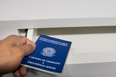 Agência do Trabalhador de Umuarama termina a semana com 167 vagas de emprego