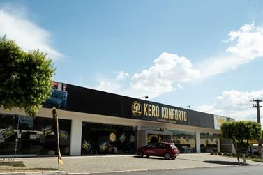 Aniversário Kero Konforto tem móveis e estofados com os melhores preços