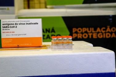 Coronavírus: apenas 551 umuaramenses receberam a segunda dose da vacina