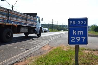 DER realiza nova etapa da licitação das terceiras faixas da rodovia PR-323