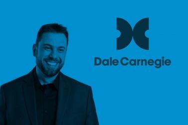 Guilherme Amaral traz treinamento de liderança da Dale Carnegie para Umuarama