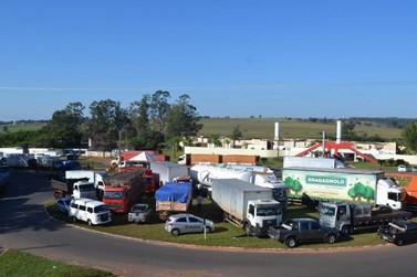 PRE não registra retenção de caminhoneiros em rodovias da região de Umuarama