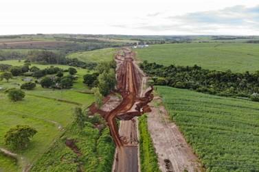 Solenidade em Umuarama lança obra de revitalização da Estrada Boiadeira