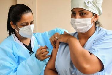 Umuarama já recebeu mais de 5.400 doses da vacina contra o coronavírus