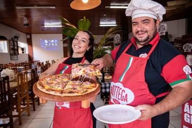 Umuaramenses podem provar massas e pizzas tradicionais italianas na Bottega