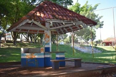 Cruzeiro do Oeste anula licitação para revitalizar parque e processo é suspenso