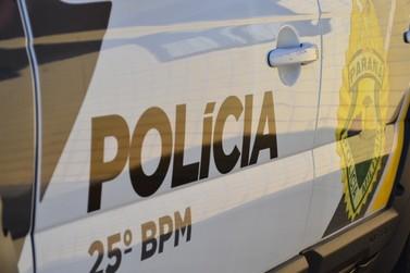 Armado com faca, homem ameaça matar mulher e acaba detido em Umuarama
