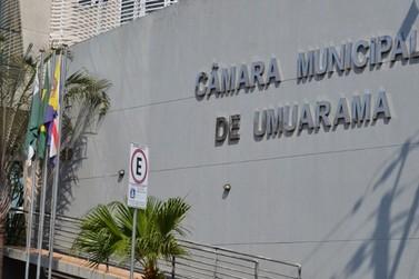 Câmara de Umuarama transfere atividades para home office após caso de covid-19