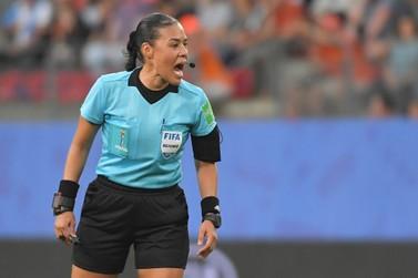 Goioerense Edina Alves será única juíza do Brasil na Olimpíada de Tóquio