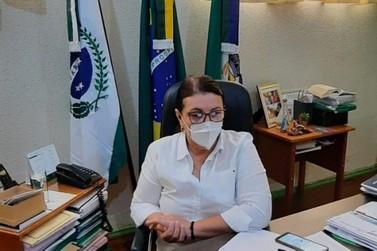 Prefeita de Querência do Norte, Rozinei Oliveira, morre vítima da covid-19