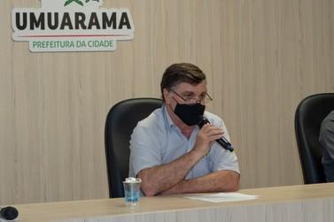 Defesa entra na Justiça para manter no cargo o prefeito Celso Luiz Pozzobom