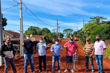 Infraestrutura: Prefeitura de Cafezal do Sul investe em obras de pavimentação