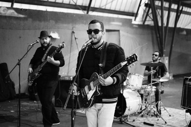 Rock de Umuarama: Banda Emergencial lança EP exclusivamente com músicas autorais