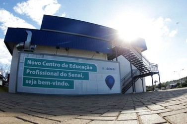 Senai oferece várias vagas em cursos de curta duração em Umuarama e região