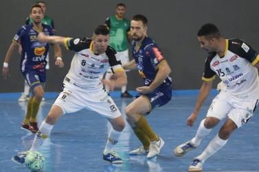 Umuarama precisa apenas do empate para avançar na Copa do Brasil de Futsal