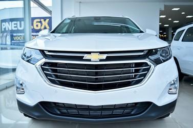 Alto desempenho: novo Chevrolet Equinox pode ser encontrado na Uvel de Umuarama