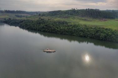Altura do nível dos rios da região de Umuarama pode ser consultada na internet