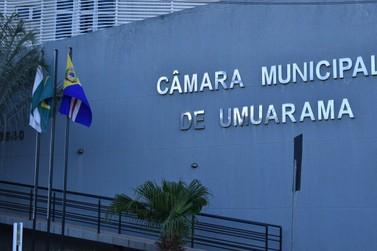 Casos de covid provocam fechamento da Câmara de Umuarama nesta sexta-feira