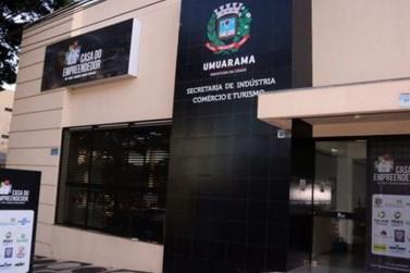 Junta Comercial do Paraná está atendendo na Casa do Empreendedor, em Umuarama