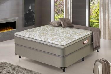 Mega queima de estoque Kero Konforto tem cama box casal a partir de R$ 790