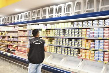 Pesquisa indica alta de 3% nos preços dos produtos da cesta básica em Umuarama