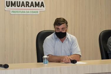 Prefeito Celso Pozzobom é notificado sobre pedido de cassação de seu mandato
