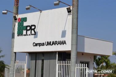 Segue até dia 30 o cadastro para recebimento de bolsas e auxílios IFPR Umuarama