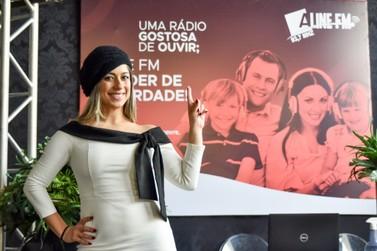 Torne o passeio pelo shopping mais divertido no espaço Vip Aline FM e Bianca FM