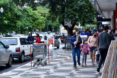 Comércio de Umuarama terá horário especial para o Dia dos Pais