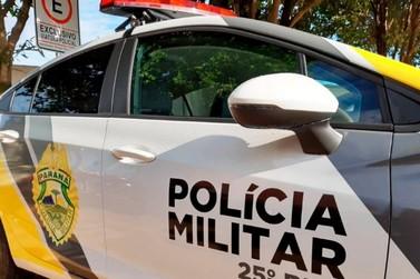 Ladrão de motocicleta é detido por proprietário e trabalhadores em Umuarama