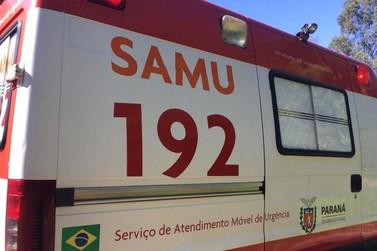 Mulher de 52 anos morre após queda de trator na zona rural de Umuarama