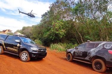 Operação destrói 15 portos clandestinos na região entre Guaíra e Santa Helena