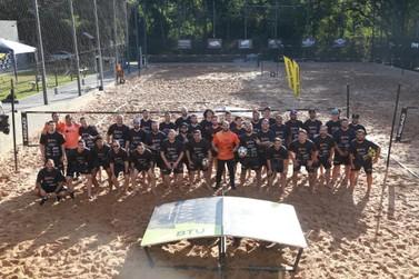 Primeiro torneio de futmesa reúne 36 atletas e agita o fim de semana em Umuarama