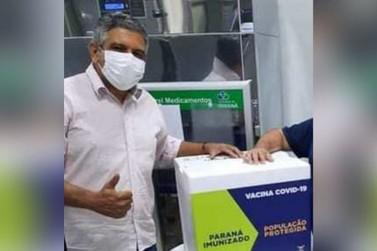 MP recomenda que prefeito deixe de aplicar pessoalmente vacinas em Alto Piquiri