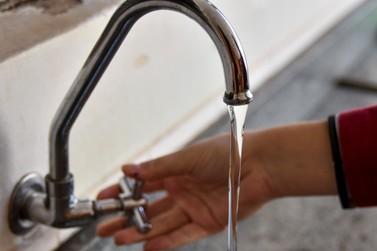 Sanepar informa que pode faltar água na próxima terça-feira em Perobal