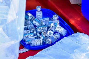 12ª Regional de Saúde deve receber vacinas para a primeira dose na sexta-feira