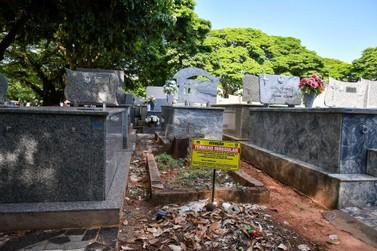 Acesf de Umuarama realiza recadastramento gratuito de túmulos por agendamento