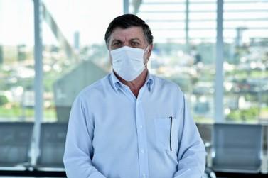 Celso Pozzobom está internado em hospital após sentir fortes dores abdominais