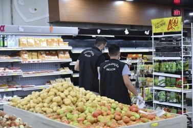 Cesta básica com produtos populares teve redução de preço em Umuarama