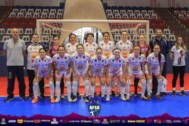 Em jogo decisivo, Umuarama Futsal Feminino encara o Guarapuava neste sábado