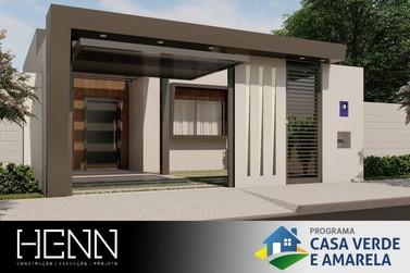 Meu sonho verde e amarelo: casas para construção a partir de R$ 135 mil