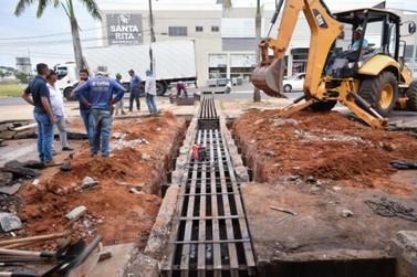 Obras devem manter trecho da avenida Guanabara fechado por quase uma semana